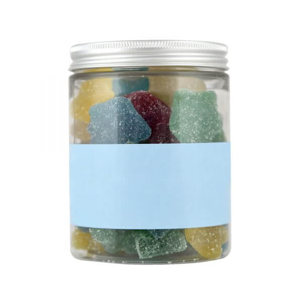 Personalised Jar of Fizzy Stars