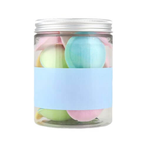 Jar of Personalised Flying Saucers