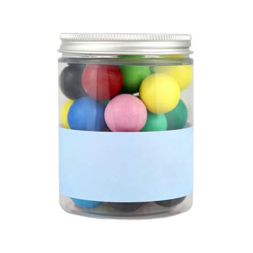 Personalised Jar of Gobstoppers
