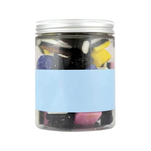 Jar of Personalised Liquorice