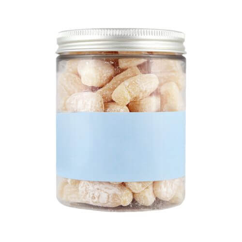 Personalised Jar of Milk Bottle sweets