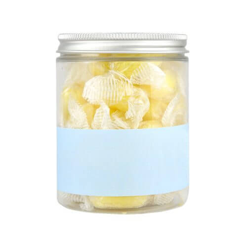 Personalised Jar of Sherbert Lemons