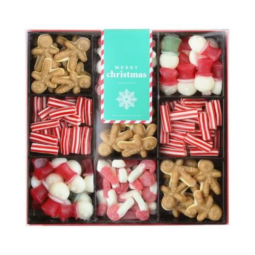 Christmas Candy Selection Box