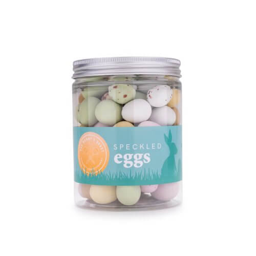 Easter Chocolate Speckled Eggs