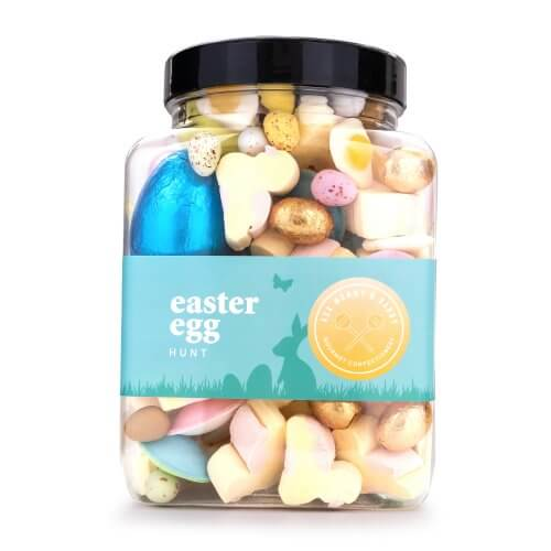 Easter Egg Hunt Sweet Jar