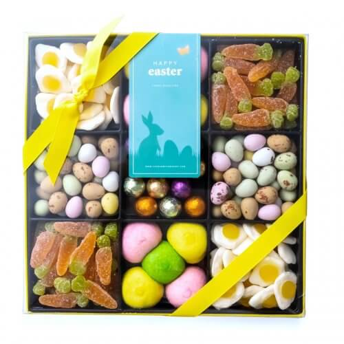 Luxury easter sweet selection box
