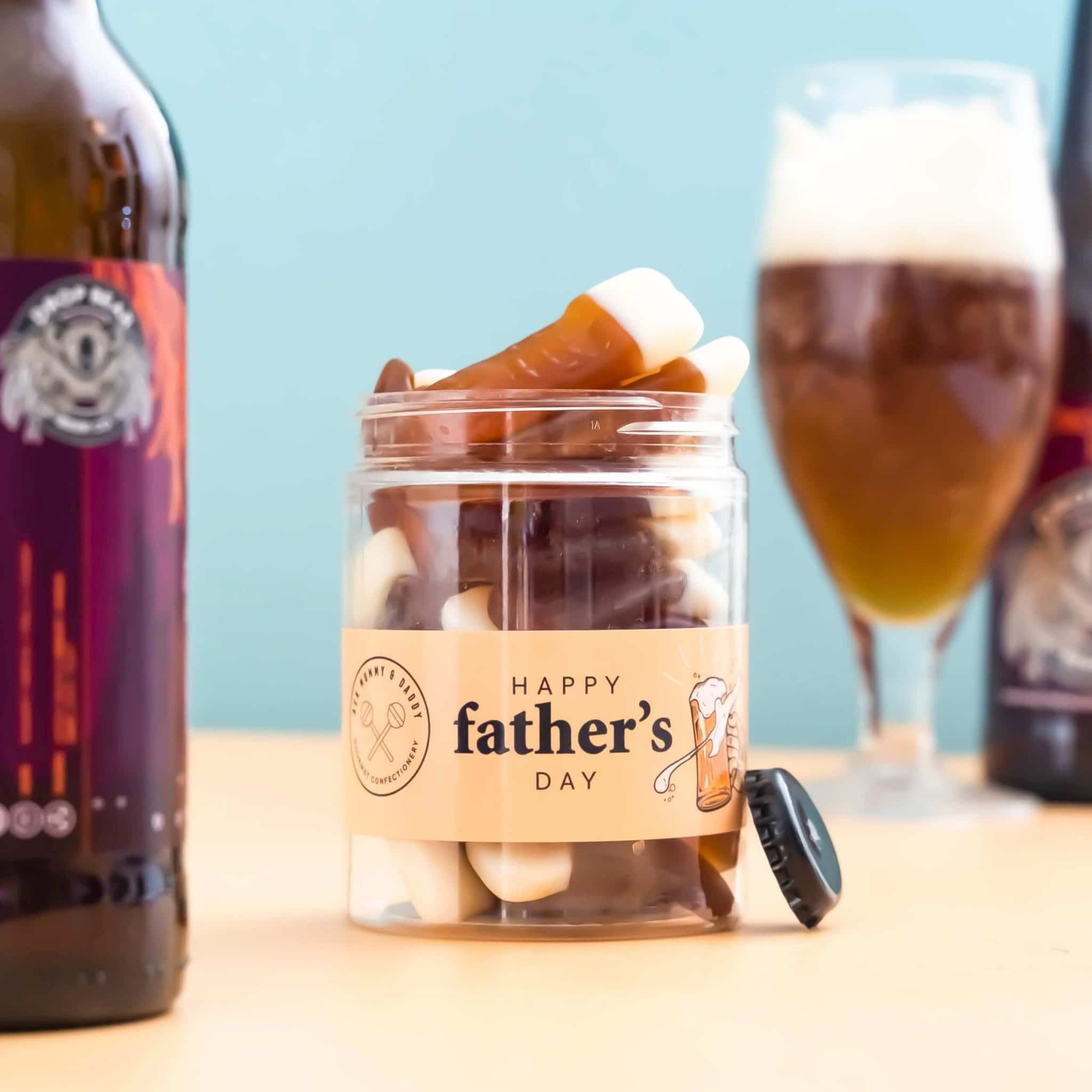 Father's Day Pint Pot Sweets